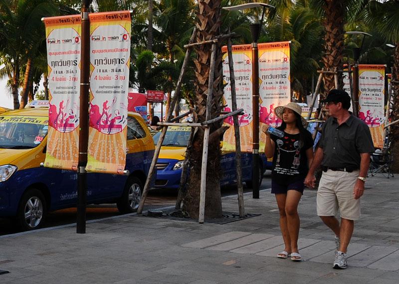 Паттайя. Парочки. Pattaya. 43