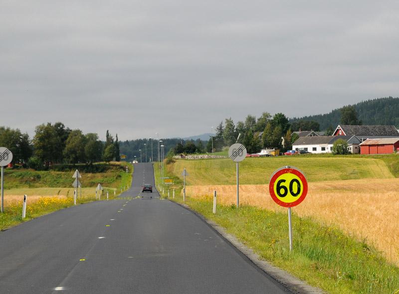 Эстерсунд - Трондхейм. Е14. (c)Smyslik 61