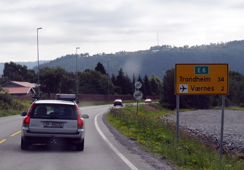 Остерсунд - Тронхейм. Е14. (c)Smyslik 70