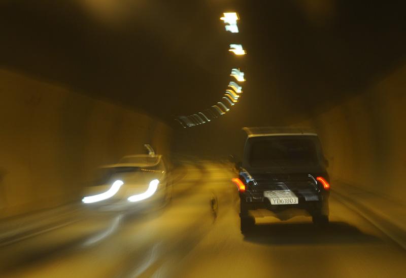 Остерсунд - Трондхейм. Тоннель. Е14. (c)Smyslik 73