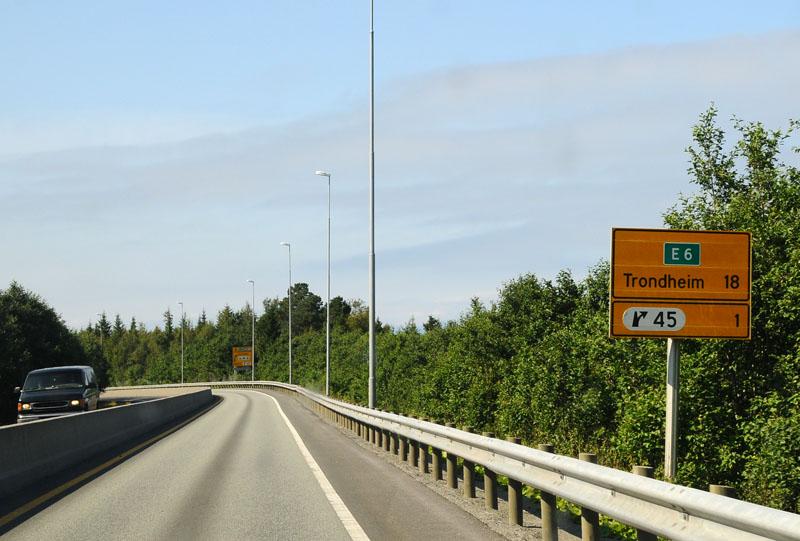Эстерсунд - Трондхейм. Е14. (c)Smyslik 82