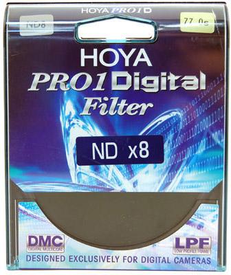 HOYA PRO1 Digital Filter ND8.