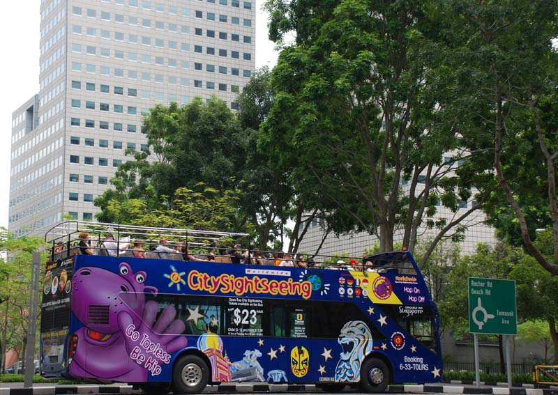 Сингапур. Экскурсии.