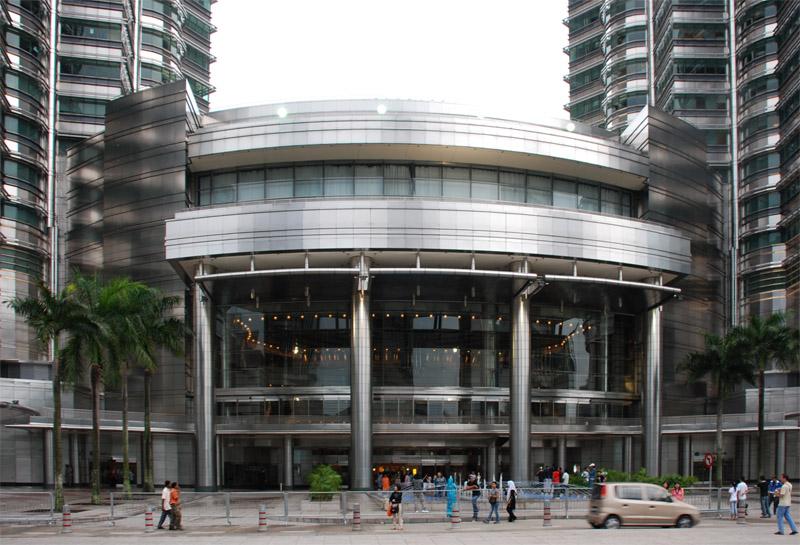 Куала-Лумпур. Петронасы. Kuala Lumpur.