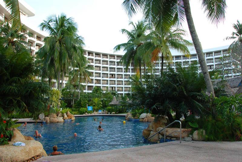 Пенанг. Golden Sands Resort by Shangri-La.Penang.