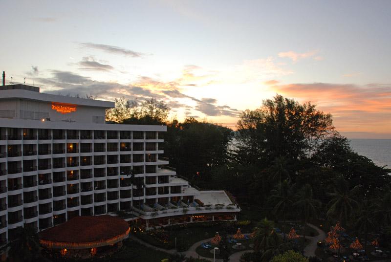 Пенанг. Golden Sands Resort by Shangri-La.
