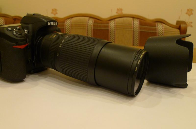 Nikon D300+70-300mm f/4.5-5.6 VR