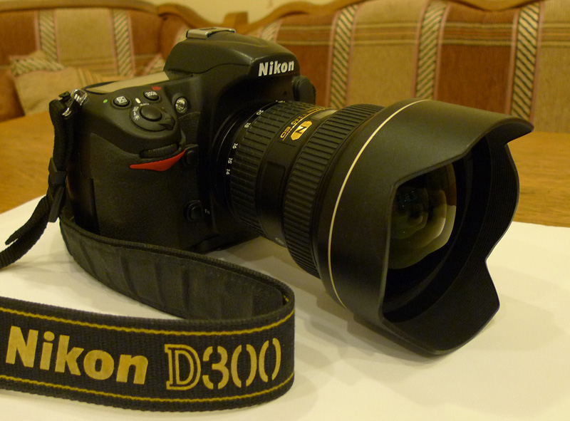 Nikon D300 + Nikkor 14-24mm f/2.8. 24mm
