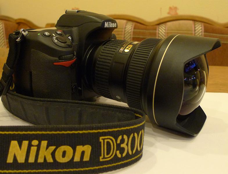 Nikon D300 + Nikkor 14-24mm f/2.8. 14mm.