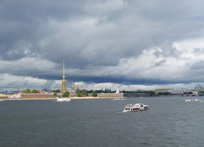 Тучи над городом ходят... (с) Smyslik