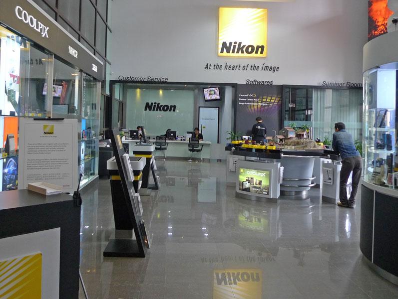 Сервис Никон в Куала-Лумпуре. 4