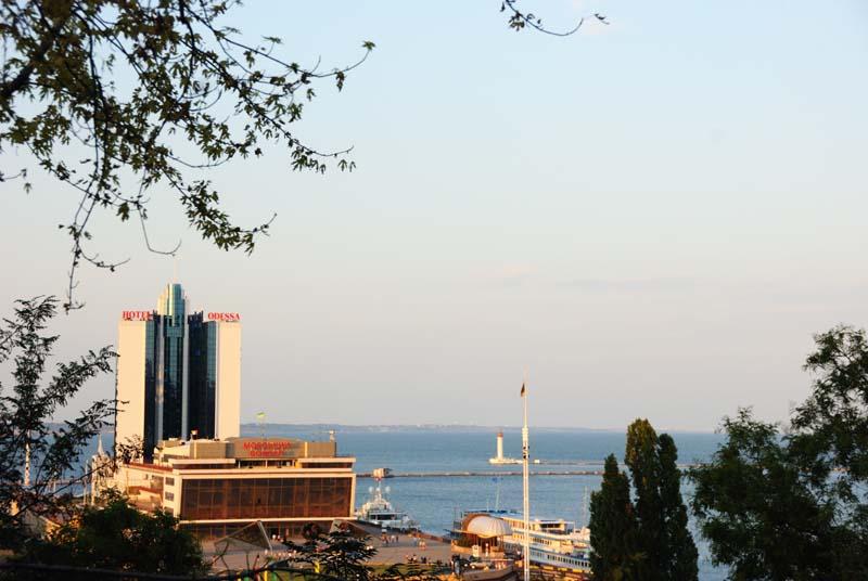 Одесса.Морской вокзал.Odessa.